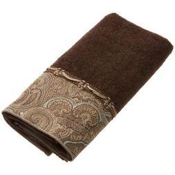 New Avanti Linens Bradford Hand Towel, Java
