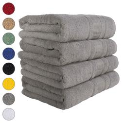 NEW GREY Color ULTRA SUPER SOFT LUXURY PURE TURKISH 100% COT