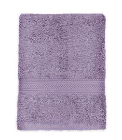 New Single PLUM Bath Towel 100% Cotton Bathroom Bathing Fade