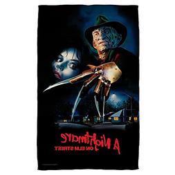 Nightmare On Elm Street Freddy Krueger Slasher Movie Poster