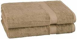 Pinzon Organic Cotton Bath Sheet , Latte