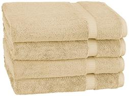 Pinzon Organic Cotton Bath Towels , Sand