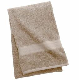 "Pack of 4 - The Big One Solid Bath Towel 30"" x 54"" 100% Cott"