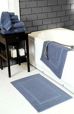 HILLFAIR Premium 600 GSM 6 Piece Towel Set- 2 Bath  6