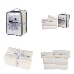 HILLFAIR Premium 600 GSM Piece Towel Set 2 Bath Towels Hand