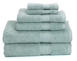 Ariv Collection Premium Bamboo Cotton 6-Piece Towel Set 2 Ba