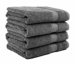 premium bamboo cotton bath towels natural 30