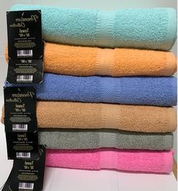 "SPRINGFIELD LINEN Premium Bath Towel/ Bath Sheet Cotton 30"""
