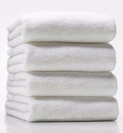 "PREMIUM ULTRA SOFT BATH TOWELS, SIZE 28""X56"" HOTEL SPA BATH"