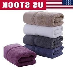 Pure Cotton Towels 34*75cm Towel Set Jumbo Sheet Bale Set To