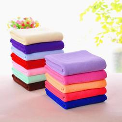 Quick-Dry Big Towel Cloth Microfiber Sports Beach Swim Trave