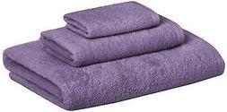 AmazonBasics Quick-Dry Towels 100% Pure Cotton Bathroom Lave