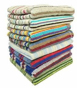 Ruthy's Textile 100% Cotton Soft Extra-Absorbent Bath Towels