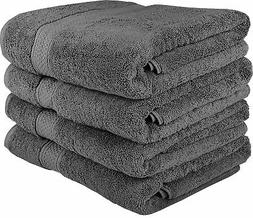 Premium Towels Set 4 Pack - Cotton for Hotel & Spa Maximum S