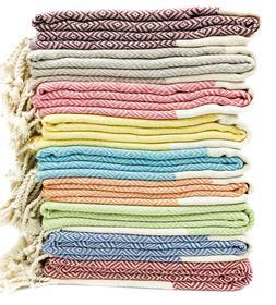 Turkish Peshtemal Throw Blanket Beach Towel Bulk Gifts Beach