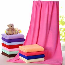 Soft Washcloth Cotton Bath Towels Bath Sheets Beach Towels M