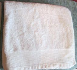 Nate Berkus Solid White Project 62 Bath Towels - New