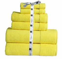 SPA- Hotel Collection 100% Cotton Bath Towels Soft 600 GSM 6