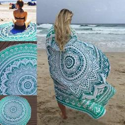 Summer Large Shawl Chiffon 150cm Beach Towels Bohemia Beach
