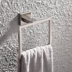 KES SUS 304 Stainless Steel Bath Towel Holder Hand Towel Rin