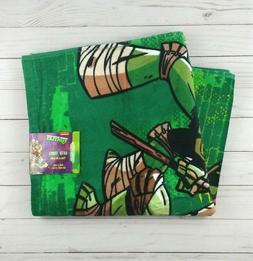 Nickelodeon Teenage Mutant Ninja Turtles Bath Towel