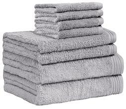 Weidemans Premium 8 Pieces Towel Set including 2 Bath Towels