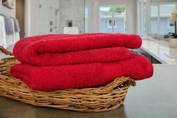 Towel Set Luxury Soft Quick Dry 18x28 Inches Cotton Hand Tow