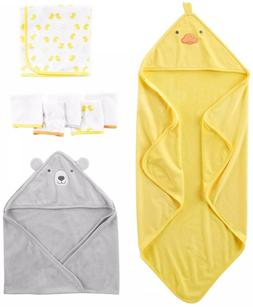 Simple Joys by Carter's Baby Boys' 8-Piece Towel and Washclo