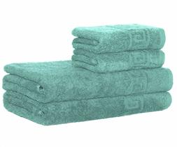 Towels Set 2 Bath or 2 Hand Towels  100% Cotton