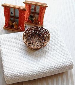 FINA Ultra Absorbent Luxury *Waffle Weave* Microfiber bath t