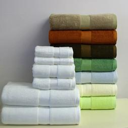 Luxury Bamboo Towels 6 Piece Super Soft Bamboo Cotton Blend