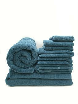 Wamsutta® Ultra Soft MICRO COTTON® Bath Towels in Teal Cre